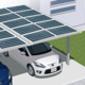 ソーラー発電ガレージ