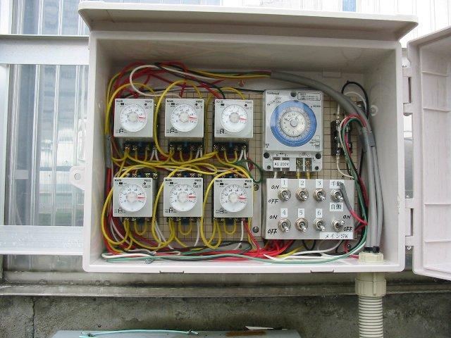 制御盤(6系統)