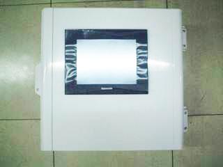 温室 天窓制御盤