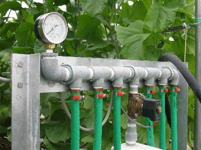 点滴潅水システム