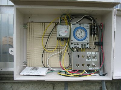 制御盤(1系統)
